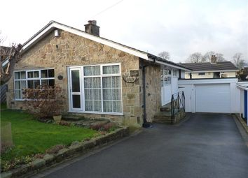 Thumbnail 2 bed detached bungalow for sale in Lees Bank Hill, Cross Roads, Keighley, West Yorkshire