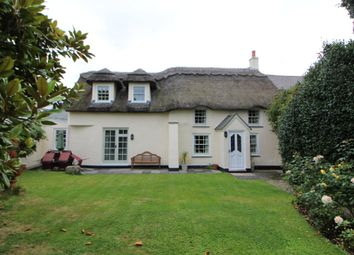 Thumbnail 4 bed cottage for sale in Trelyn Lane, St. Keverne, Helston
