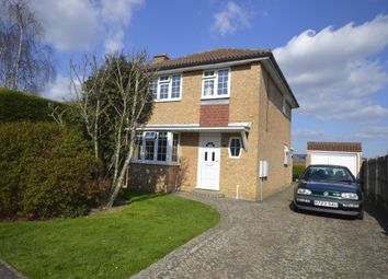 Thumbnail 3 bed detached house for sale in Midley Close, Allington, Maidstone