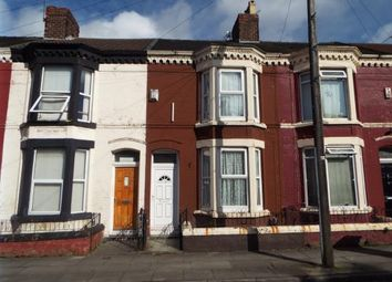 Thumbnail 3 bedroom terraced house for sale in Gilroy Road, Liverpool, Merseyside, England