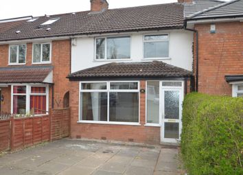 Thumbnail 3 bed town house to rent in 91 Pineapple Road, Stirchley, Birmingham