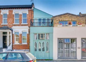 Thumbnail 1 bed terraced house to rent in Shorrolds Road, Fulham, London
