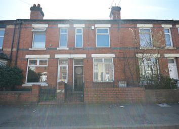 Thumbnail 2 bed terraced house for sale in Badger Avenue, Crewe