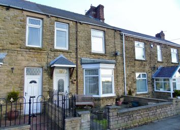 Thumbnail 3 bed terraced house for sale in High Jobs Hill, Crook