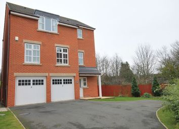 Thumbnail 4 bed detached house for sale in Ambleside Court, Birtley, Chester Le Street