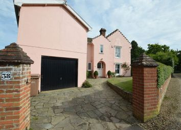 Thumbnail 4 bedroom semi-detached house for sale in Eaton Road, Norwich