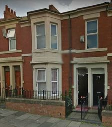 Thumbnail 2 bed flat to rent in Ellesmere Road, Benwell, Newcastle Upon Tyne, Tyne And Wear