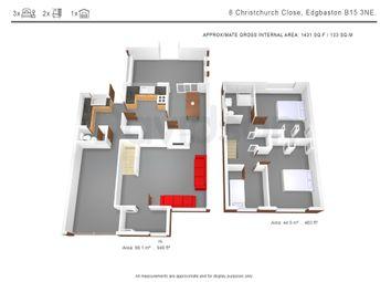 Christchurch Close, Edgbaston, Birmingham B15