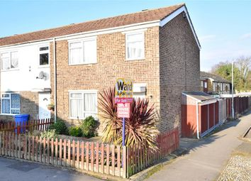 Thumbnail 3 bed end terrace house for sale in Blythe Close, Sittingbourne, Kent