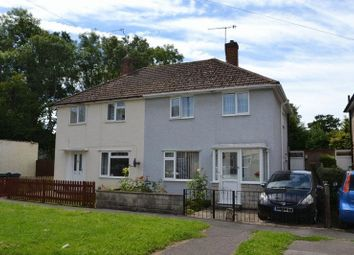 Thumbnail 2 bed semi-detached house for sale in Knight Road, Tonbridge