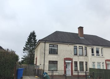 Thumbnail 2 bed flat for sale in Boghead Road, Springburn, Glasgow