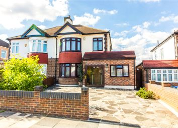 Thumbnail 4 bed semi-detached house for sale in Lavidge Road, Mottingham, London