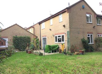 Thumbnail 3 bed semi-detached house for sale in Shropshire Close, Fugglestone Red, Salisbury