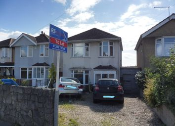 Thumbnail 3 bed detached house to rent in Herbert Avenue, Poole