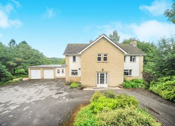 Thumbnail 4 bed detached house for sale in Devizes Road, Derry Hill, Calne