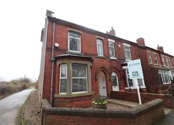 Thumbnail 3 bed semi-detached house for sale in Oxcroft Lane, Bolsover, Chesterfield
