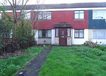 Thumbnail 3 bed terraced house for sale in Cheltenham Drive, Bromford