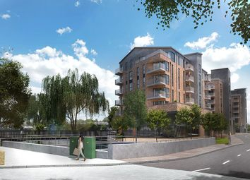 Thumbnail 2 bed flat for sale in Langley Square, The Knight, Mill Pond Road, Dartford, Kent