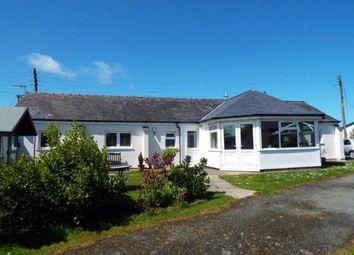 Thumbnail 3 bed bungalow for sale in Ceidio, Pwllheli, Gwynedd