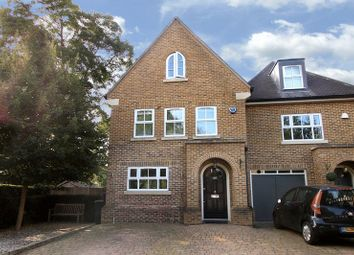 Thumbnail 4 bed end terrace house for sale in Lower Park Road, Loughton