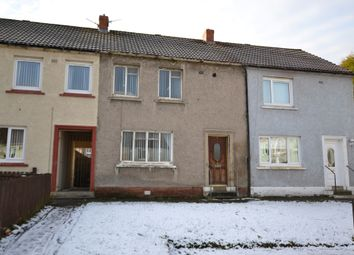 Thumbnail 2 bed terraced house for sale in Poplar Place, Glasgow