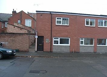 Thumbnail 2 bed flat to rent in Livingstone Street, Leicester