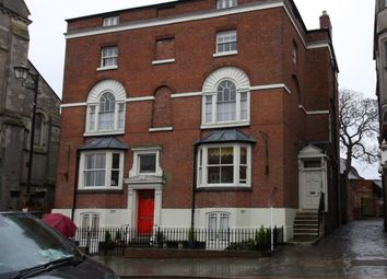 Thumbnail 1 bed flat to rent in Castle Street, Shrewsbury, Shropshire