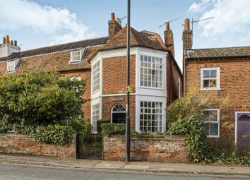 Thumbnail 2 bed end terrace house for sale in The Street, Melton, Woodbridge