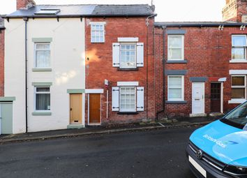 Thumbnail 2 bed terraced house for sale in Machon Bank Road, Sheffield