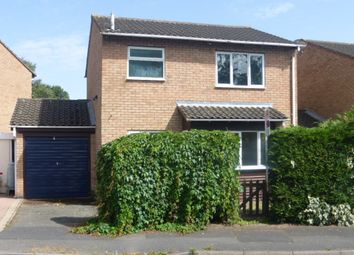 Thumbnail 1 bed link-detached house for sale in Kempton Avenue, Bobblestock, Hereford