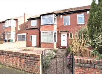 Thumbnail 4 bed semi-detached house for sale in Swaledale Gardens, High Heaton, Newcastle Upon Tyne