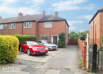 Thumbnail 2 bed end terrace house for sale in Fairfield Avenue, Sandbach, Cheshire
