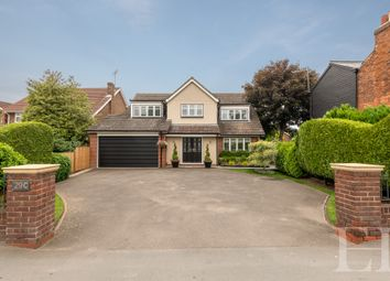 Thumbnail 5 bed detached house for sale in Stock Road, Billericay