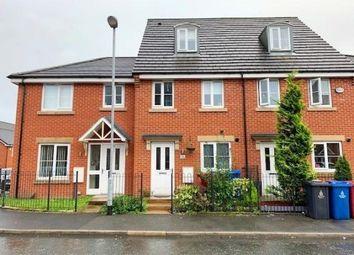 Thumbnail 4 bed terraced house for sale in Kirkland Close, Little Harwood, Blackburn, Lancashire