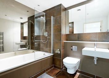 Thumbnail 1 bed flat for sale in Landmark East, Canary Wharf