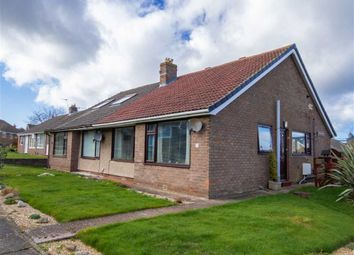 Thumbnail 3 bed semi-detached bungalow for sale in Greenwood, Tweedmouth, Berwick-Upon-Tweed