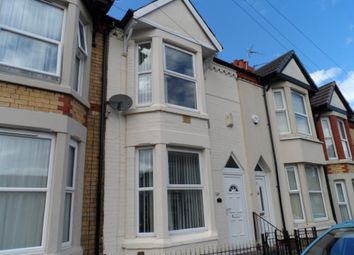 Thumbnail 2 bed terraced house to rent in Craven Street, Birkenhead