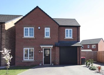 Thumbnail 4 bed detached house for sale in Miller Dale Drive, Brinsworth, Rotherham
