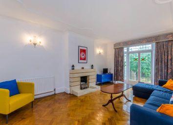 Thumbnail 4 bed property to rent in Menelik Road, Camden, London