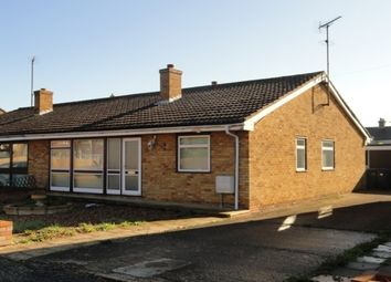 Thumbnail 3 bed bungalow to rent in Springfield Road, Sawston, Cambridge