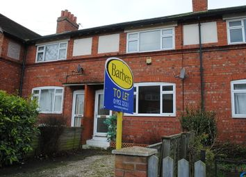 Thumbnail 2 bedroom terraced house to rent in Manor Road, Hadley, Telford