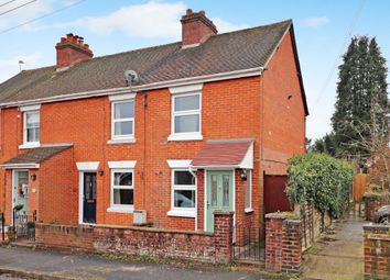 2 bed end terrace house for sale in Garfield Road, Bishops Waltham, Southampton SO32
