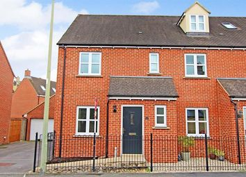 Thumbnail 3 bed end terrace house for sale in Harvest Way, Witney