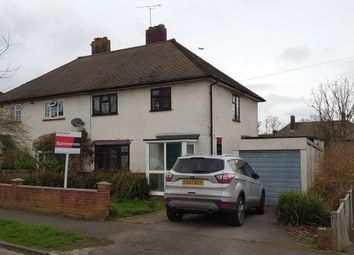 3 bed semi-detached house for sale in Pilgrims Hatch, Brentwood, Essex CM15