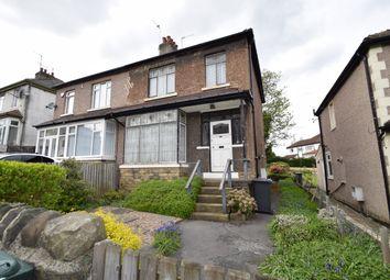 Thumbnail 3 bed semi-detached house for sale in Shipley Fields Road, Shipley, Bradford