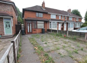 2 bed semi-detached house to rent in Birdbrook Road, Great Barr, Birmingham B44