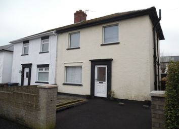 Thumbnail 2 bed semi-detached house to rent in Graymount Gardens, Newtownabbey
