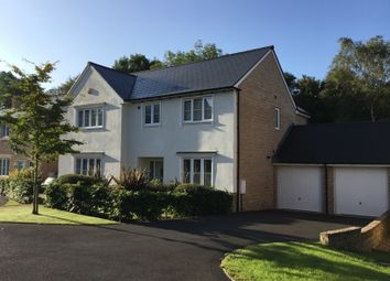 Thumbnail 5 bed detached house for sale in The Glade, High Peak