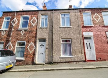 3 bed terraced house for sale in 15 Tweed Street, Loftus, North Yorkshire TS13