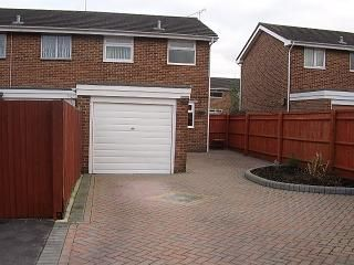 Thumbnail 2 bedroom end terrace house to rent in Elmore, Swindon